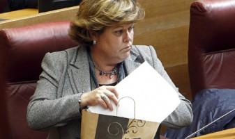 Milagrosa Martínez a Les Corts