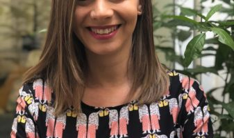 Sílvia Anna, portaveu de Compromís Novelda